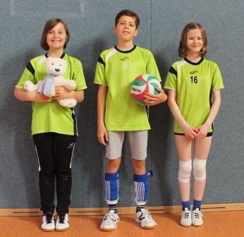 1. Mannschaft der U12 2013/2014